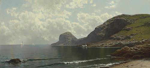 Bricher Seascape